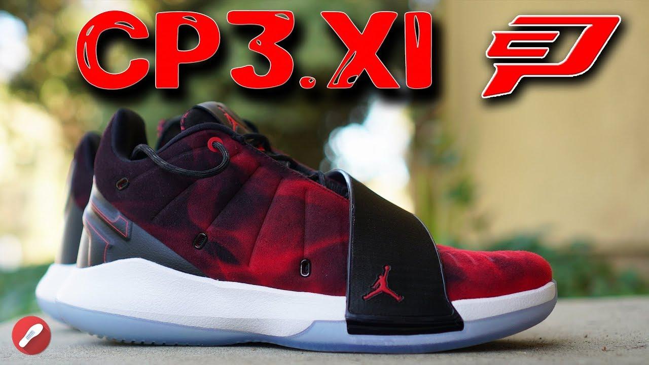 Jordan CP3.XI (11) First Impressions! - YouTube e3bd875e0
