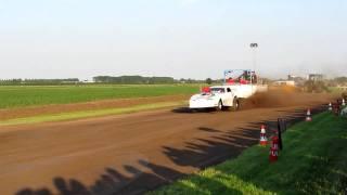 Carpulling Snelrewaard 2011 The Stig 1ste manche autotrek