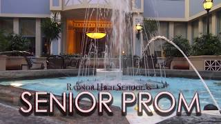 Radnor High School's Senior Prom & Post Prom Party 2017