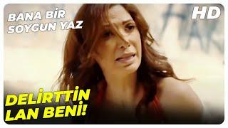 Ankaraya Kadının Yanına Gidiyordun  Bana Bir Soygun Yaz Efsane Sahneler