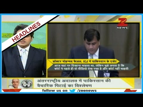 DNA: Analysis of India's presentation of Kulbhushan Jadhav's stand in ICJ?