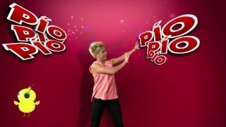 PULCINO PIO - Das Kleine Küken Piept (Official Video Tutorial)