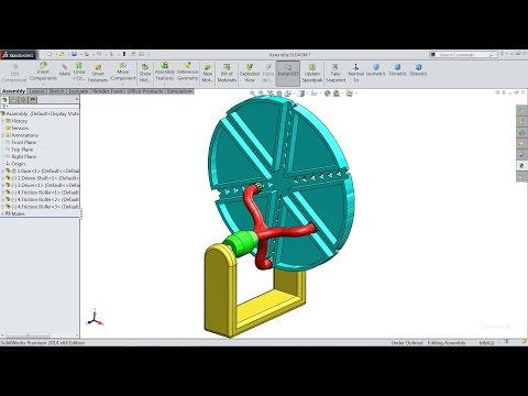 Solidworks Tutorial Sketch Worm Gear Reducer In Solid
