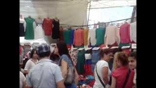 Шоппинг в Стамбуле: субботний базар в Бакыркёе(Наконец-то речь пойдет и о шоппинге. В этом видео рассказ о бюджетном шоппинге в Стамбуле, а точнее о субботн..., 2012-06-22T11:37:38.000Z)