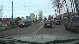 A Drive to Bryansk