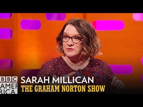 Download Youtube: Sarah Millican On The Night She Became a Woman - The Graham Norton Show