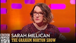 Sarah Millican On The Night She Became a Woman - The Graham Norton Show