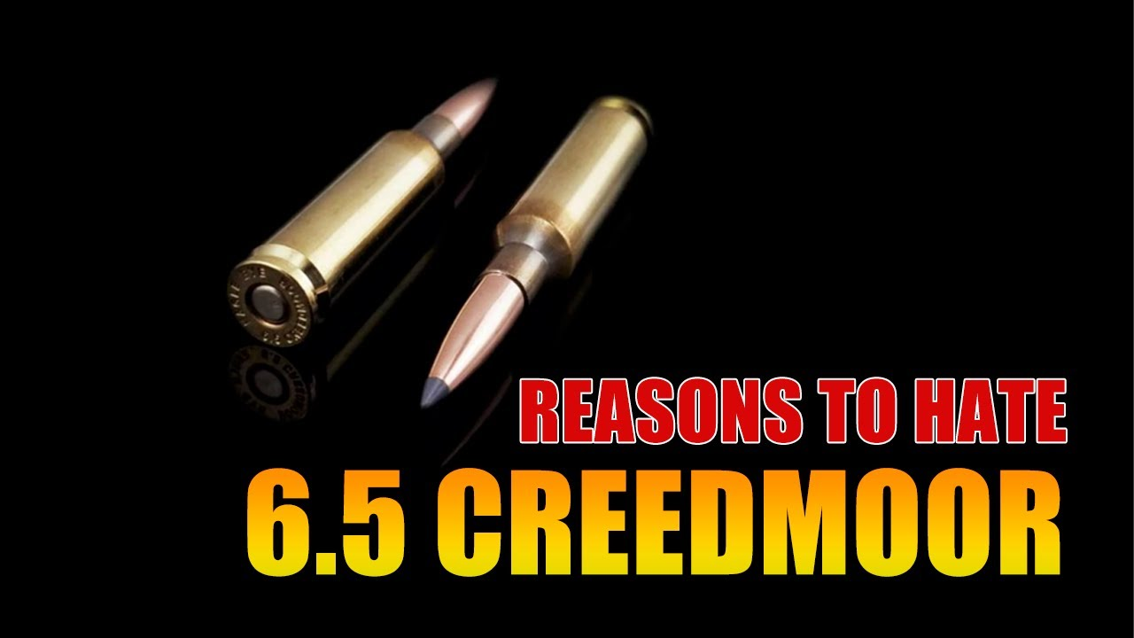 Download 4 Reasons to Hate the 6.5 Creedmoor - Mad Man Review