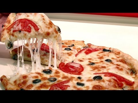 Top 10 Types of Pizza