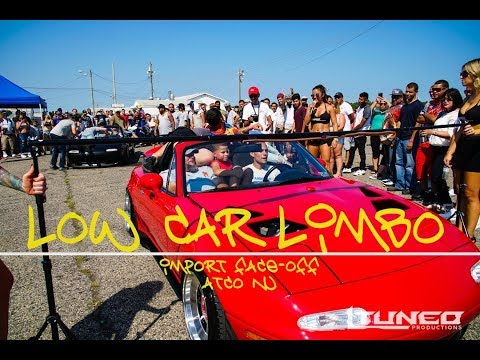 Low Car Limbo 2017 - Import Face-Off Car Show