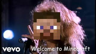 """Welcome to Minecraft (Parody of """"Welcome to the Jungle"""")"""