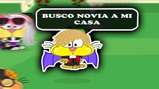 CONSIGUIENDO NOVIA EN MUNDO GATURRO XD