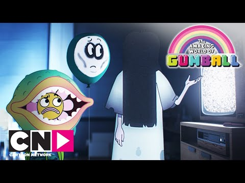 Гъмбол | Как да си страшен за хората | Cartoon Network