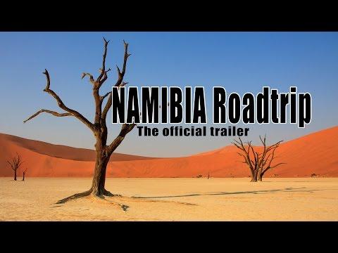 Namibia Roadtrip - Official Trailer