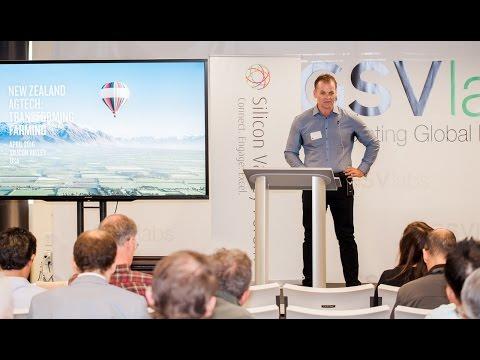 Transforming AgTech Conference - Opening Keynote Steve Saunders, WNT Ventures