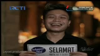 Zwingly Tanauma Indonesian idol 2019 Full Audisi