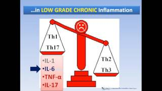 Acute and Chronic Inflammation. IL-1, IL-6 and TNF Alpha
