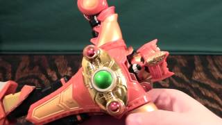Gogo Sentai Boukenger Zubaan Review (Power Rangers Operation Overdrive Sentinel Knight Megazord)