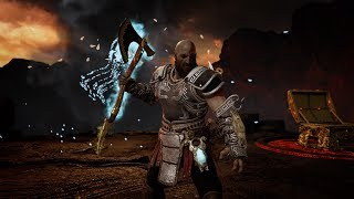 God of War - Most Powerful Build in the Game: Zeus' Set - NG+ Gauntlet (Give Me God of War)