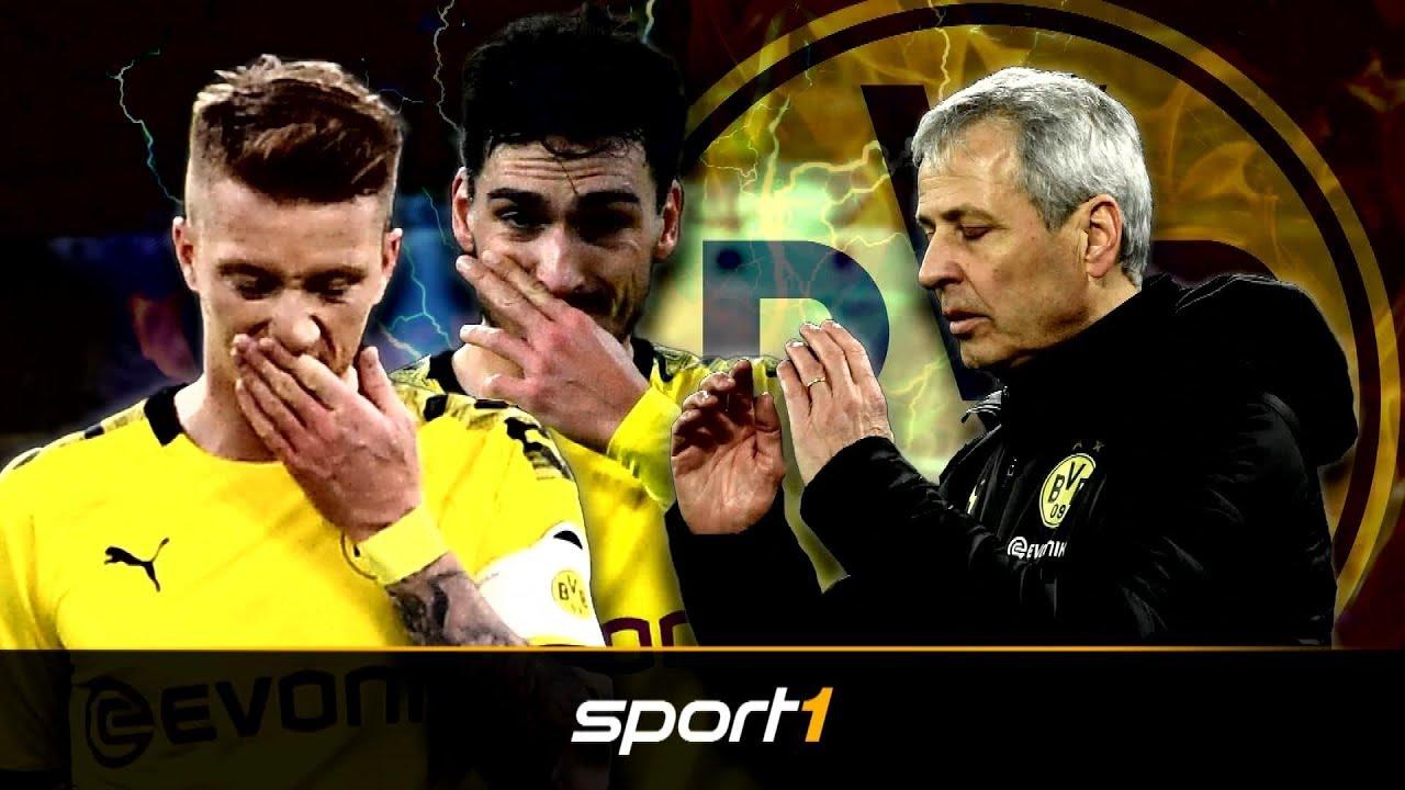 Pulverfass Dortmund: Das sind die Baustellen | SPORT1