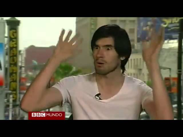Entrevista a German Garmendia por BBC Noticias. Holasoygerman. Videos De Viajes