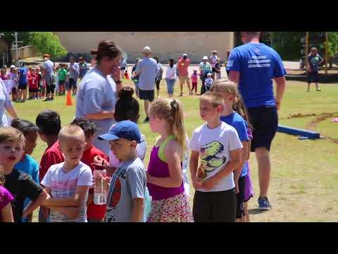 Fun Run at Pecan Creek Elementary School   Kindergarten and 1st Grade - 2018