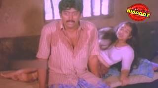 Ponnuchami Malayalam Movie Romantic Scene | Ashokan and Chitra Hot | Malayalam Movies