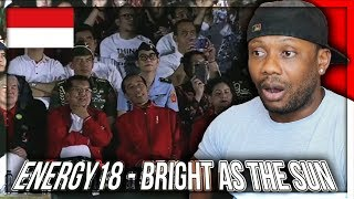 Energy18 Bright As The Sun Official Song Asian Games 2018 Reaction!!!