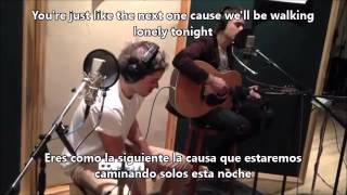 If so- Atlas Genius (lyrics español- ingles)