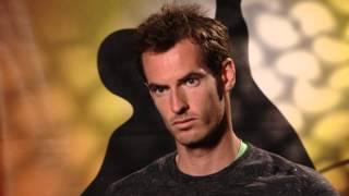 Andy Murray interview (QF) - Australian Open 2015