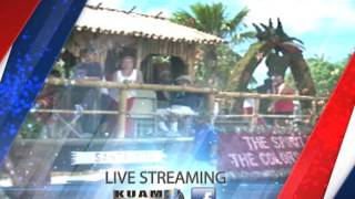 All-access coverage of Guam's 72nd Liberation Day with KUAM