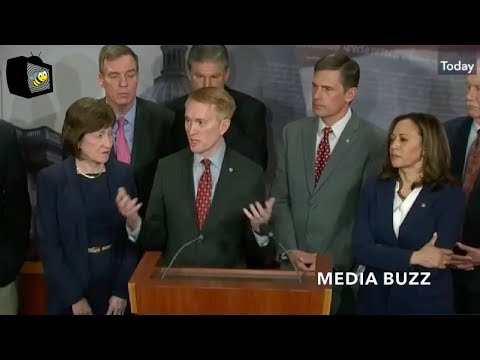 Senate Intelligence Committee Press Conference On Election Security 3/20/18