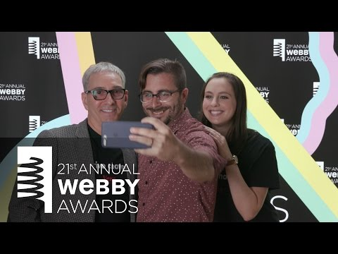 Hyperakt / Vera Institute of Justice's 5-Word Speech at the 21st Annual Webby Awards