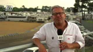 24 Heures du Mans - Emission 24H Inside du vendredi 12 juin
