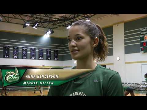 Charlotte Volleyball opens Conference against Marshall