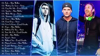Download Avicii, Alan Walker, David Guetta Best Songs - Best Music Mix 2020