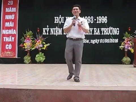 THPT Quảng Xương 2 - Người Thầy - Cựu HS Bùi Ngọc Thịnh  - Lớp C khóa 1993 - 1996