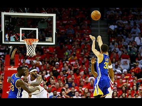 Stephen Curry Sets Playoff Record for Most 3-Pointers