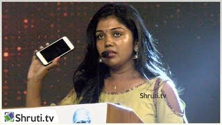 #MeToo நான் தைரியமான பொண்ணு, என்ன பார்த்து ஓடிட்டாங்க! - Riythvika speech
