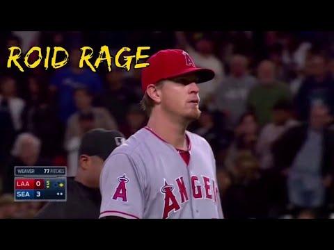 MLB Roid Rage