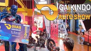 GAIKINDO Indonesia International Auto Show (GIIAS) Makassar 2019