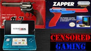 Video Game Hardware Censorship