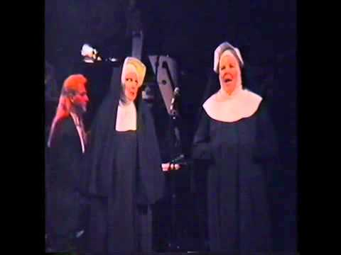 Mary Jo Catlett, Carole Cook and Pamela Myers sing