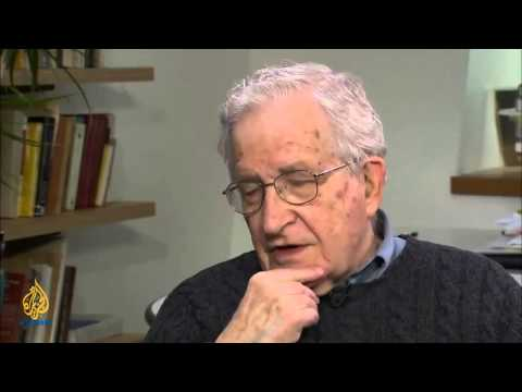 Complete News  Talk to Al Jazeera - Noam Chomsky: The responsibility of privilege