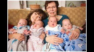 У нее 13 детей и 7 внуков, но в 65 лет она сделала ЭКО и забеременела снова…