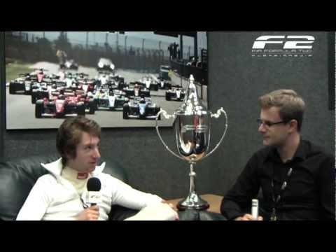 Mirko Bortolotti - 2011 FIA Formula Two Champion Interview