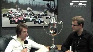 Mirko Bortolotti - 2011 FIA Formula Two Champion Interview
