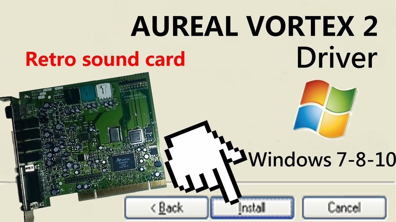 AUREAL VORTEX 8830 AUDIO WDM DRIVER FOR MAC