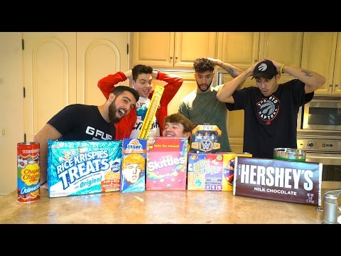 $300 GIANT CANDY CHALLENGE