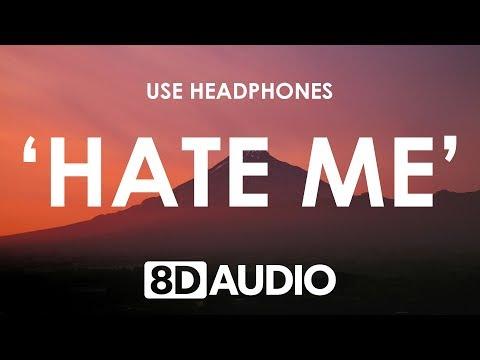 Ellie Goulding & Juice WRLD - Hate Me (8D AUDIO) 🎧